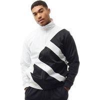 adidas Originals Mens EQT Superstar Bold Track Jacket White/Black