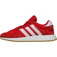 adidas Originals Mens I-5923 Trainers Red/Footwear White/Gum3
