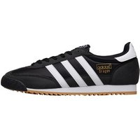 adidas Originals Mens Dragon OG Trainers Core Black/Footwear White/Gum3