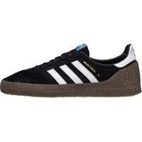adidas Originals Mens Montreal 76 Trainers Core Black/Footwear White/Gold Metallic
