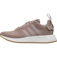 adidas Originals Mens NMD_R2 Trainers Beige/Pink/Vapour Grey/Vapour Grey/Tech Earth