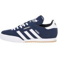 adidas Originals Mens Samba Super Suede Trainers Navy/White/Gum