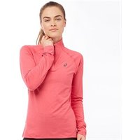 asics-womens-performance-12-zip-long-sleeve-running-top-camelion-rose
