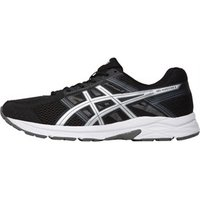 Asics Mens Gel Contend 4 Neutral Running Shoes Black/Silver/Carbon