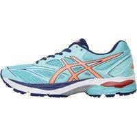 Asics Womens Gel Pulse 8 Neutral Running Shoes Aqua Splash/Flash Coral/Indigo Blue