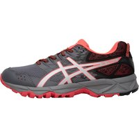 Asics Womens Gel Sonoma 3 Trail Running Shoes Carbon/Silver/Diva Pink