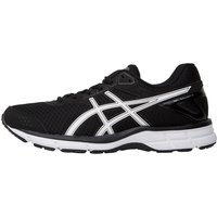 Asics Womens Gel Galaxy 9 Neutral Running Shoes Black/White/Snow