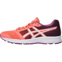 Asics Womens Patriot 8 Neutral Running Shoes Diva Pink/White/Orchid