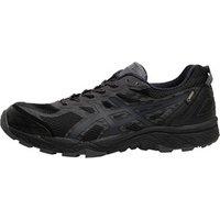 Asics Mens Gel Fuji Trabuco 5 Gore-Tex Stability Trail Running Shoes Black/Dark Steel/Silver