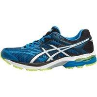 Asics Mens Gel Flux 4 Neutral Running Shoes Thunder Blue/Silver/Black