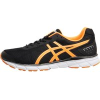 Asics Mens Gel Impression 9 Neutral Running Shoes Black/Shocking Orange/Silver