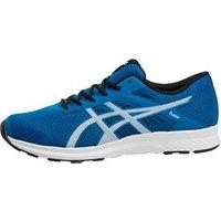 Asics Mens Fuzor Neutral Running Shoes Thunder Blue/White/Black