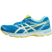 Asics Womens Gel Excite 4 Neutral Running Shoes Diva Blue/White/Sun