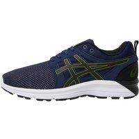 Asics Mens Gel Torrance Neutral Running Shoes Indigo Blue/Black/Energy Green