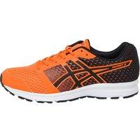 Asics Mens Patriot 8 Neutral Running Shoes Hot Orange/Black/White