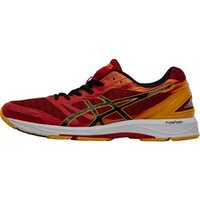 Asics Mens Gel-DS Trainer 22 Lightweight Stability Running Shoes Prime Red/Black/Gold Fusion