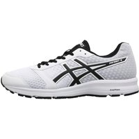 Asics Mens Patriot 9 Neutral Running Shoes White/Black/White