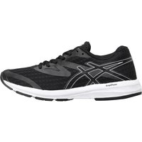 Asics Womens Amplica Neutral Running Shoes Black/Black/White