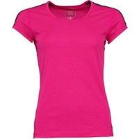 Asics Womens Running Top Pink Glow