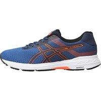 Asics Mens Gel Phoenix 9 Stability Running Shoes Victoria Blue/Shocking Orange/Black