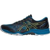 Asics Mens GEL-FujiTrabuco 6 GORE-TEX Trail Running Shoes Deep Aqua/Black