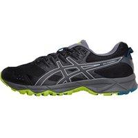 Asics Mens GEL-Sonoma 3 Trail Running Shoes Black/Neon Lime