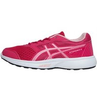 Asics Junior Girls Stormer 2 GS Neutral Running Shoes Bright Rose/Frosted Rose