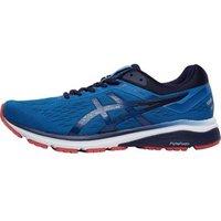 Asics Mens GT-1000 7 Mild Stability Running Shoes Race Blue/Peacoat