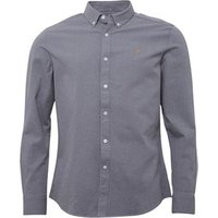 farah-vintage-mens-selborne-casual-fit-long-sleeve-shirt-gravel