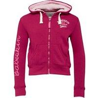babeskin-junior-fz-hooded-sweatshirt-with-teddy-fleece-lined-hood-sangria