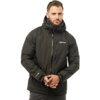 Berghaus Mens Island Peak 2 Layer Gore-Tex Shell Jacket Dark Grey/Black