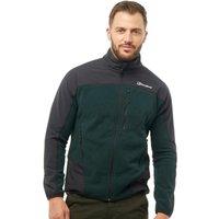 Berghaus Mens Fortrose Pro Fleece Jacket Dark Green/Dark Green