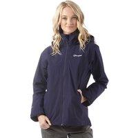 Berghaus Womens Thunder 2 Layer Gore-Tex Shell Jacket Dark Blue/Dark Blue