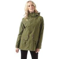 Berghaus Womens Attingham Hydroshell Parka Shell Jacket Dark Green/Dark Green
