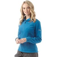Berghaus Womens Prism 2.0 Fleece Jacket Blue/Blue