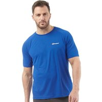 Berghaus Mens Marisco Tech T-Shirt Blue