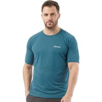 Berghaus Mens Marisco Tech T-Shirt Dark Turquoise