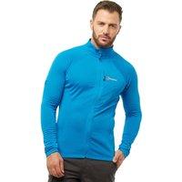 Berghaus Mens Braddan Fleece Jacket Blue