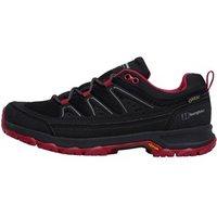 Berghaus Womens Explorer Active GTX GORE-TEX Hiking Shoes Black/Pink