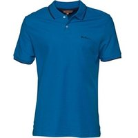 ben-sherman-mens-tipped-pique-polo-directoire-blue