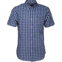 ben-sherman-mens-short-sleeve-twin-check-shirt-blue