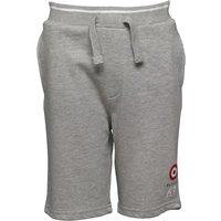 Ben Sherman Junior Boys Loopback Sweat Shorts Charcoal Grey Marl