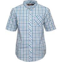 ben-sherman-junior-boys-multi-coloured-gingham-poplin-shirt-sky-blue