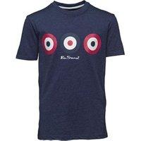 ben-sherman-junior-boys-triple-target-t-shirt-indigo-marl