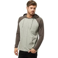 brave-soul-mens-riviera-long-sleeve-contrast-hooded-top-light-grey-marl-dark-charcoal