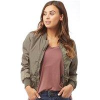 brave-soul-womens-army-bomber-jacket-khaki