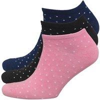 brave-soul-womens-polka-dot-three-pack-trainer-socks-spot