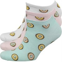 brave-soul-womens-donut-print-three-pack-trainer-socks-white-pink-turquoise