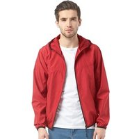 brave-soul-mens-lightweight-hooded-windrunner-jacket-red