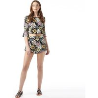 Brave Soul Womens Gilly Shorts Co-ord Set Black